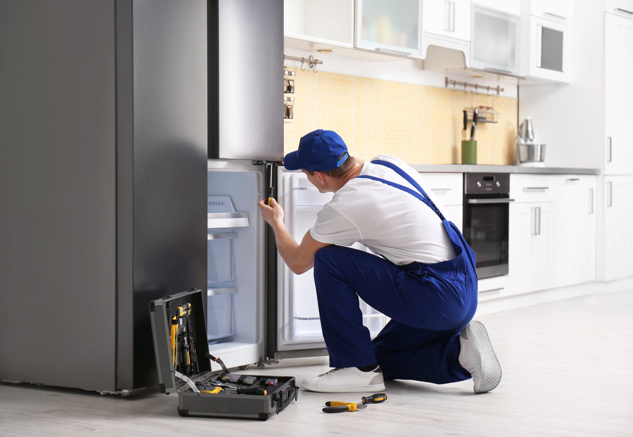 refrigerator repair home warranty